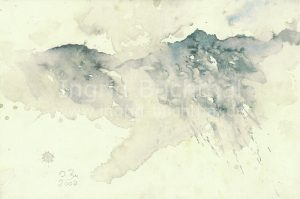 Berge 42 x 32 cm