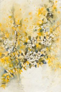 Frühling I 32 x 42 cm
