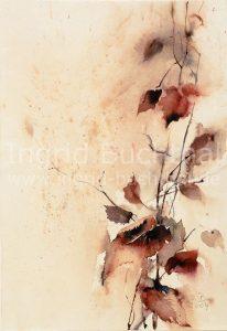 Herbst 32 x 42 cm
