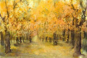 Herbst II 42 x 32 cm