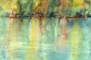 Herbst III 42 x 32 cm