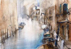 Venedig 42 x 32 cm