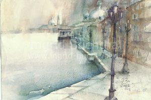 Venedig III 42 x 32 cm