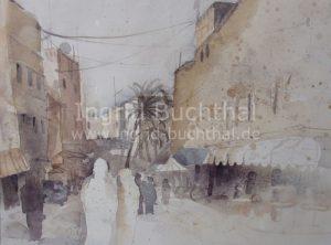 Marokko III 42 x 32 cm