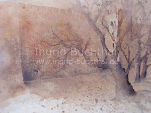 Marokko IV 42 x 32 cm